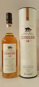 Clynelish 14 year old single malt whisky review