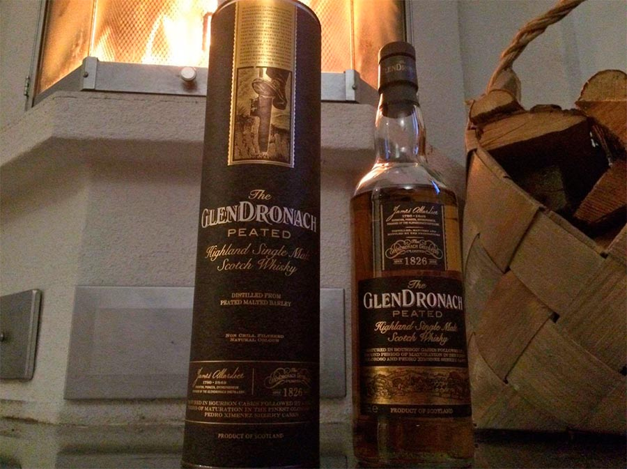 GlenDronach Peated single malt whisky review