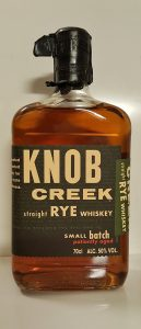 Knob Creek Straight Rye Whiskey review