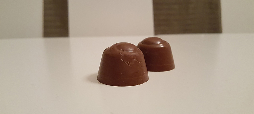 Irish Whiskey chocolate by Böhme
