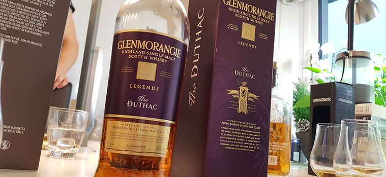 Glenmorangie Duthac Whisky Review