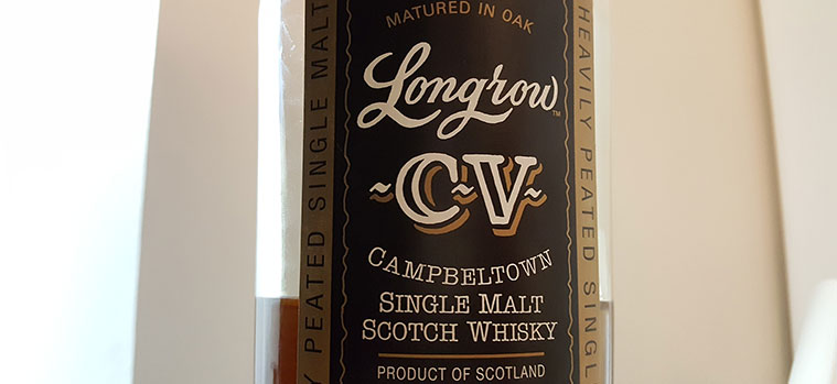 longrow cv single malt whisky review