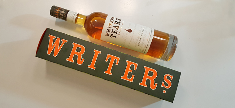 Writers Tears Irish Whiskey review
