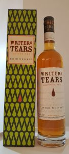 Writers Tears Blend of Irish Pot Still and Malt Whiskey