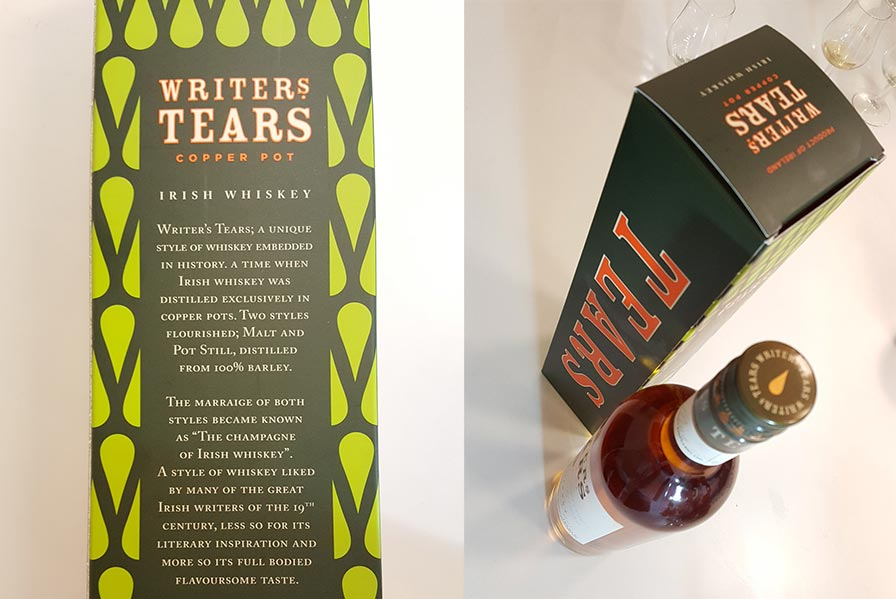 Writer's Tears Irish Blended Whiskey review