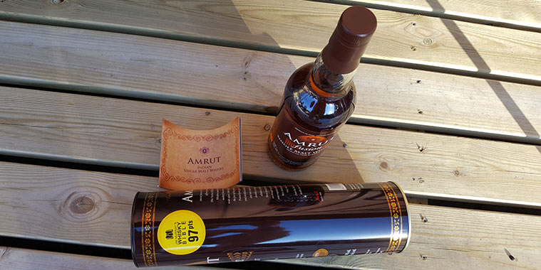 Amrut Fusion review