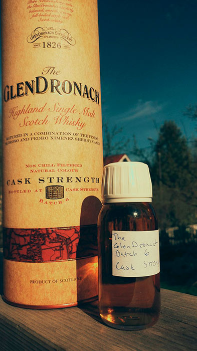 Cask Strength Batch 6 Single Malt Whisky review
