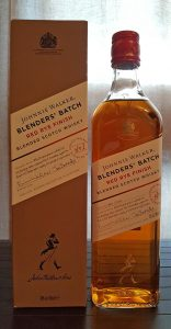 Johnnie Walker Red Rye Finish Review - Blender's Batch Whisky