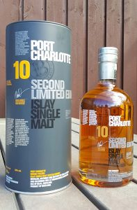 2nd Edition of Port Charlotte 10YO Cask Strength