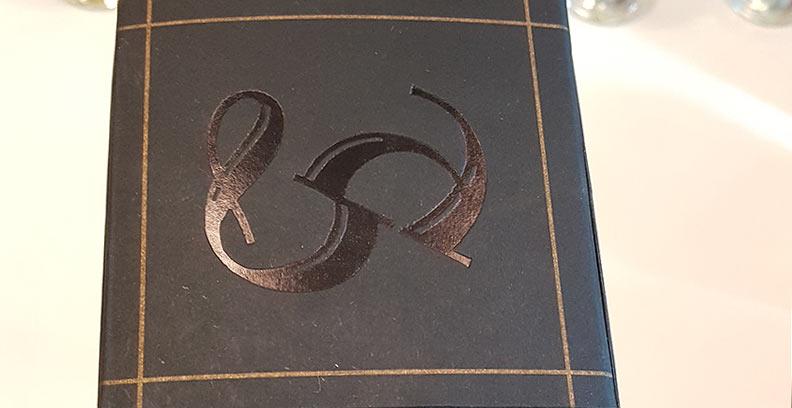 Springbank 12YO CS logo on the package