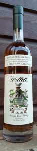 Willett 3YO Small Batch Single Barrel Rye Whiskey review