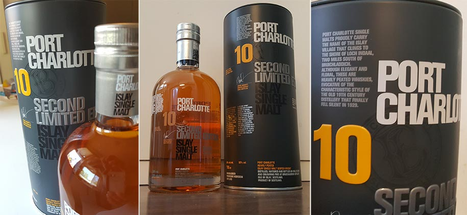 Port Charlotte 10YO Second Edition Review