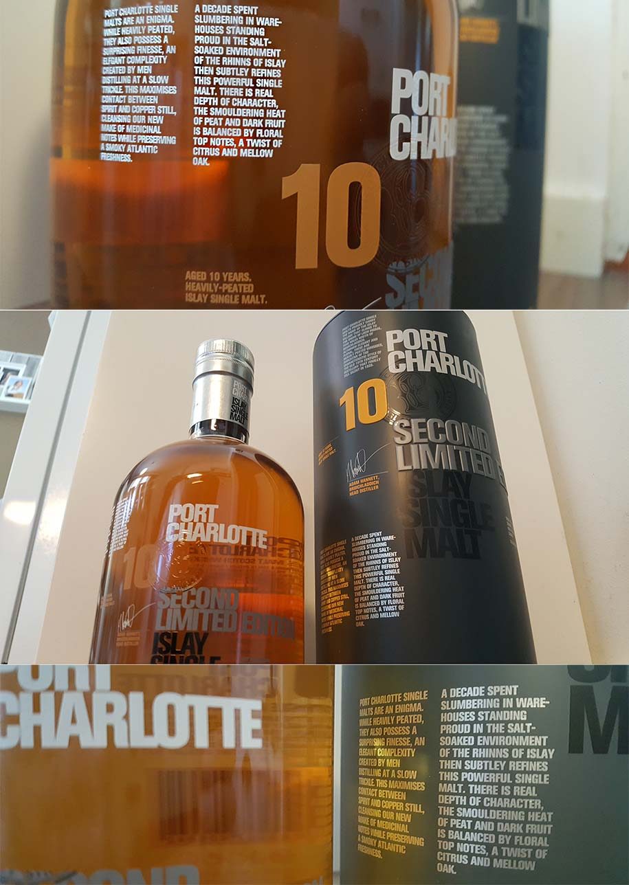 Port Charlotte 10 yrs 2nd Edition