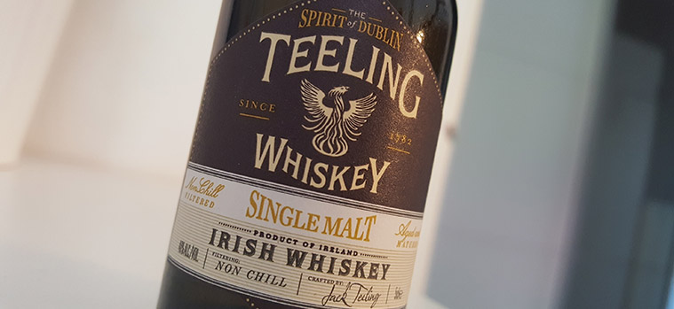 Teeling Irish Single Malt Review