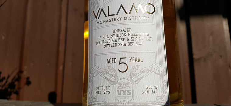 Valamo 5YO CS review