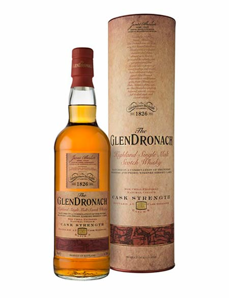 Glendronach Batch 6 of the Cask Strength series