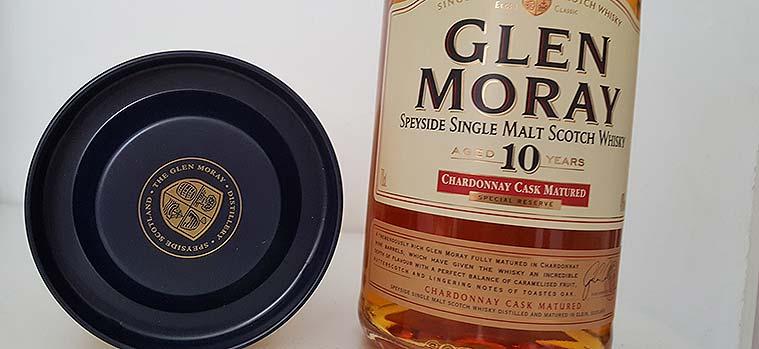 Glen Moray 10YO Chardonnay Cask