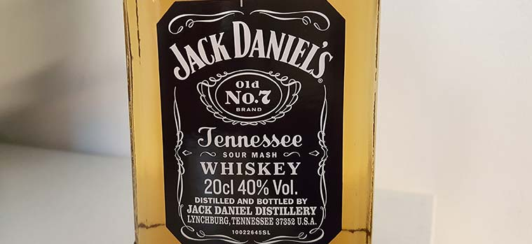 Jack Daniel's Old No. 7 review