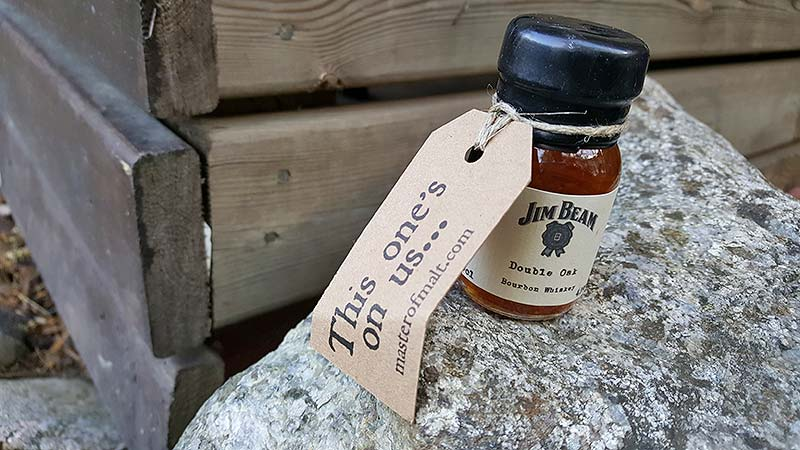 Jim Beam Double Oak Bourbon Whiskey Review - Sample by Master of Malt