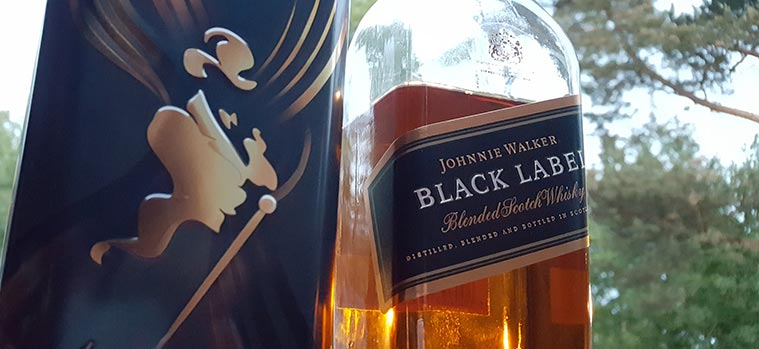 Johnnie Walker Black Label Review