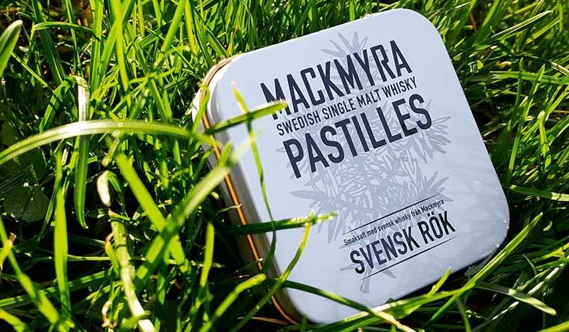 Mackmyra Svensk Rök Pastilles Review