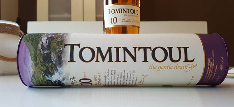 Tomintoul 10YO Single Malt Review