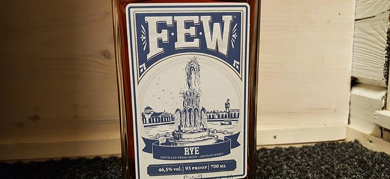 FEW Rye Whiskey