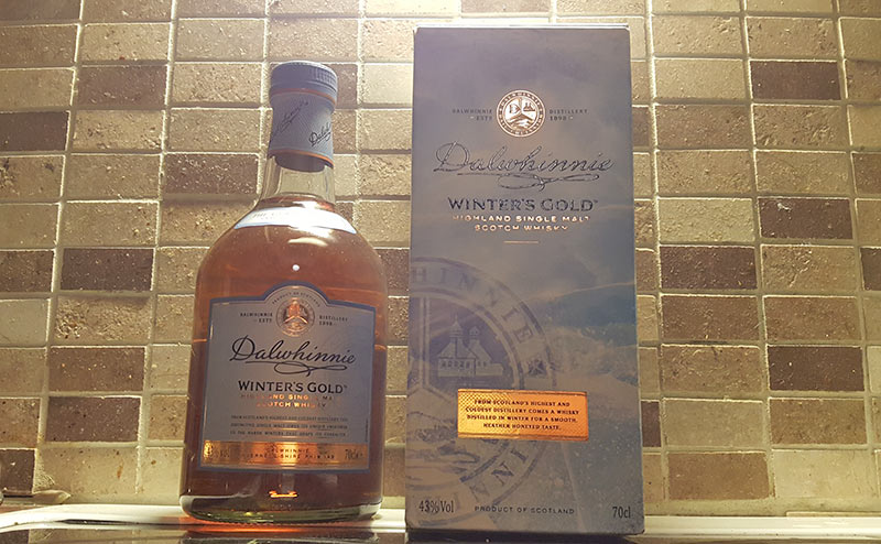 Dalwhinnie Winter's Gold Whisky Review