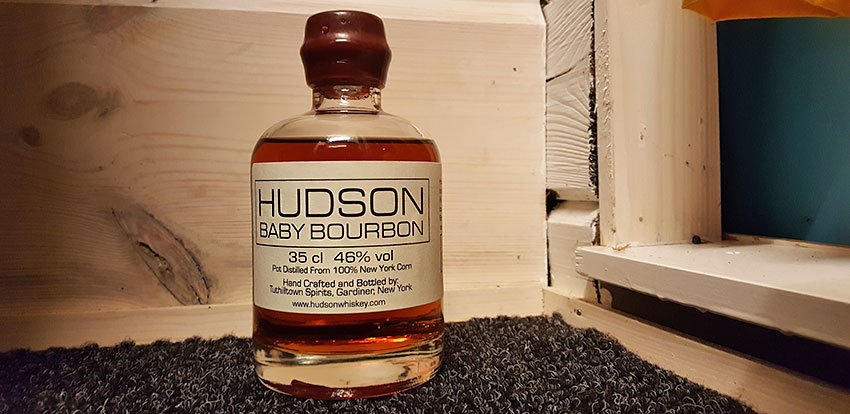 100% Corn Whiskey - Hudson Baby Bourbon Review