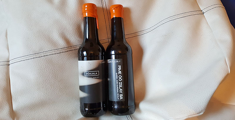 Pime Öö Islay Barrel Aged Imperial Stout Review