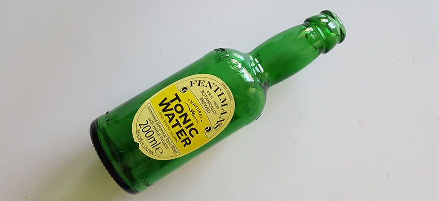 Botanical Tonic Water by Fentimans Botanically Brewed Drinks