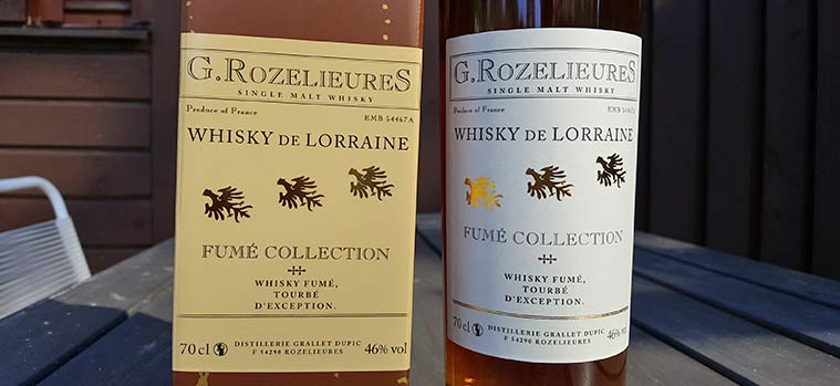 G. Rozelieures Fume Collection