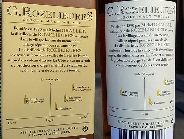 G. Rozelieures Fume Collection Review