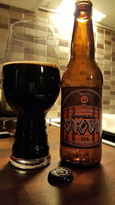 Pyynikin Bourbon Barrel Aged Imperial Stout Review