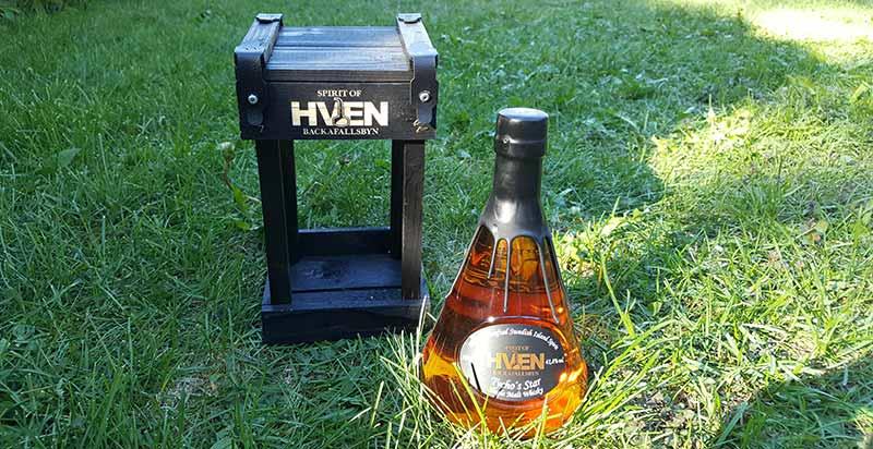 Tycho's Star Swedish Whisky by Spirit of Hven
