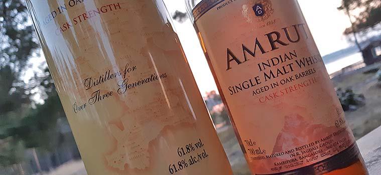 Amrut Single Malt Cask Strength