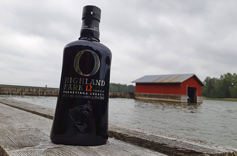 Highland Park 12 Year Old Orkneyinga Legacy Single Malt Whisky Review