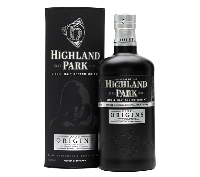 Highland Park Dark Origins Scotch Single Malt Whisky