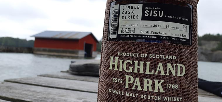 Highland Park Sisu Single Cask Review