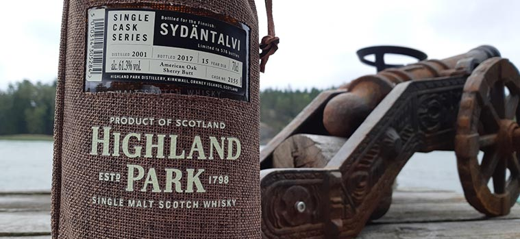 Highland Park Sydäntalvi Review
