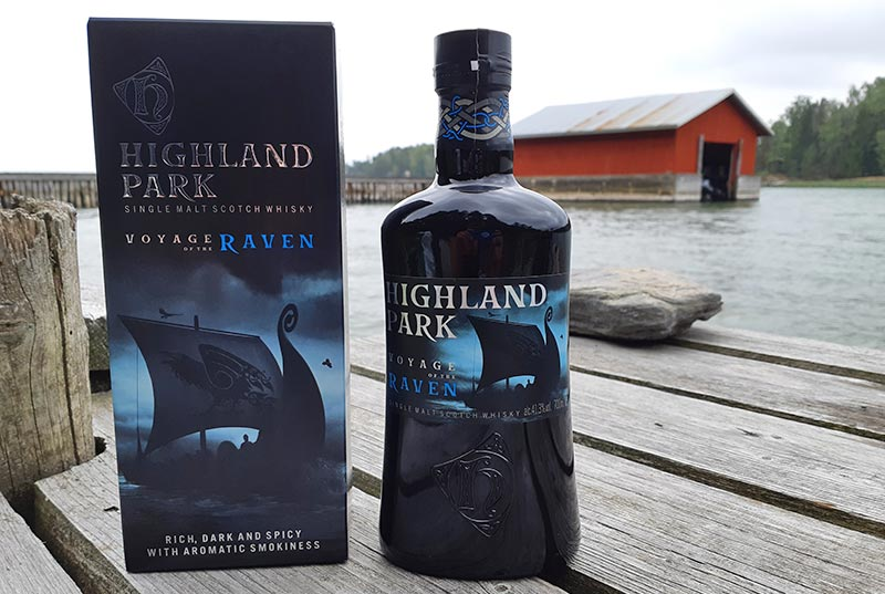 Highland Park Voyage Of The Raven Review