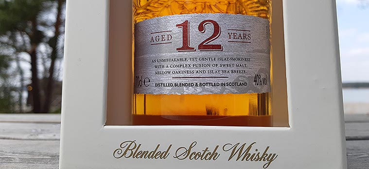 Islay Mist 12 Year Old Blended Scotch Whisky