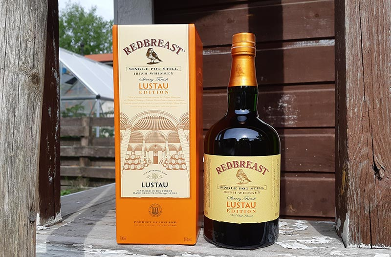 Redbreast Lustau Edition Single Pot Still Irish Whiskey Review