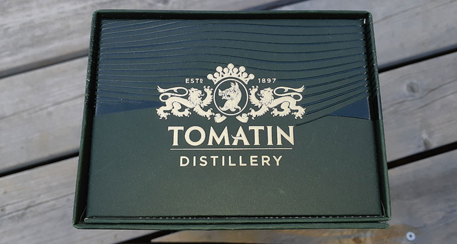 Distillery Exclusive Single Malt from Tomatin Distillery