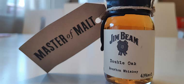 Jim Beam Double Oak Review
