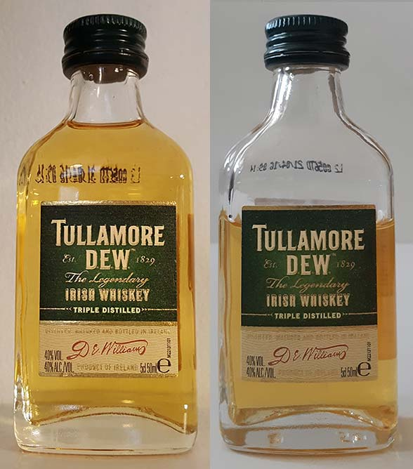 Tullamore DEW Irish Blended Whiskey Review