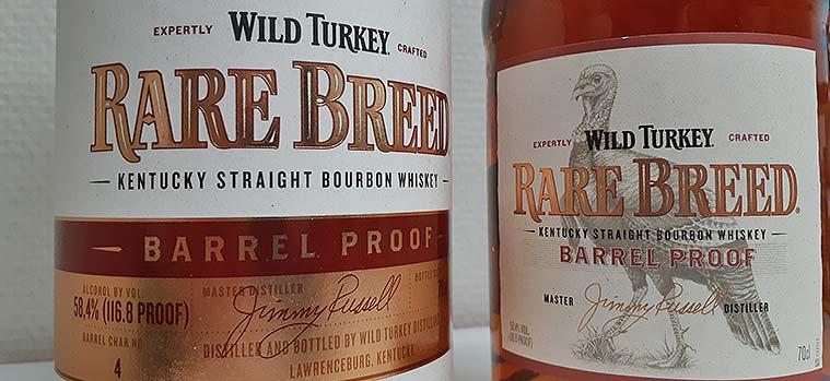 Wild Turkey Rare Breed Review