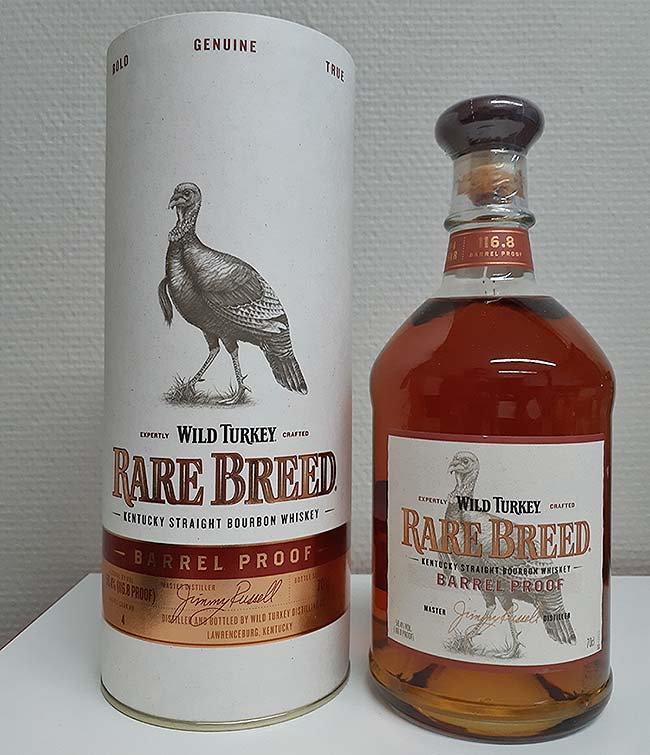 Wild Turkey Rare Breed Barrel Proof Review
