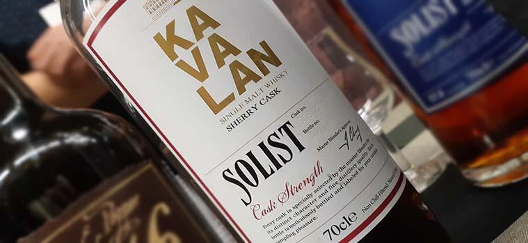 Kavalan Solist Sherry Cask