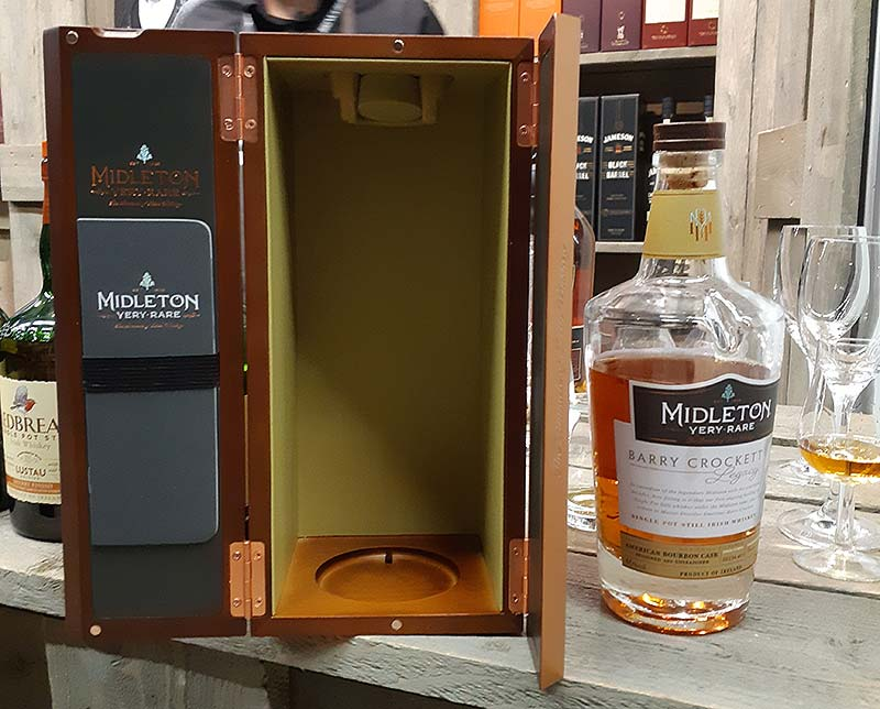 Midleton Barry Crockett Legacy review